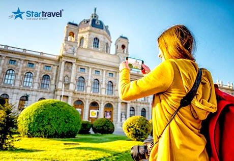 Hè Châu Âu với hành trình Munich-  Nuremberg - Praha - Vienna - Budapest