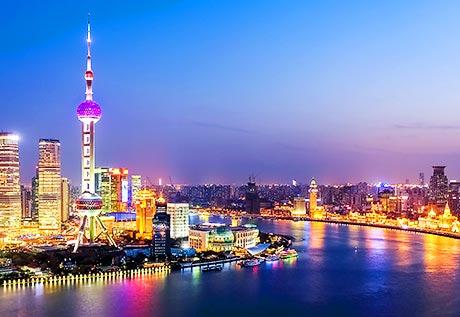 Cùng du thuyền 5 sao khám phá Trung Quốc - Nhật Bản