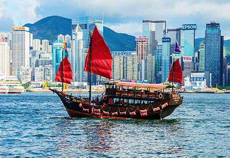 Trải nghiệm diệu kỳ ở Hồng Kông - Đài Loan với du thuyền Voyager of the Seas