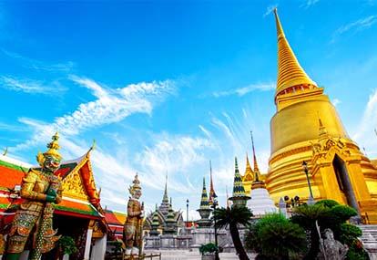 Tour du thuyền 5 sao đi Singapore - Thái Lan - Hồng Kông
