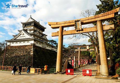 Tour Du thuyền 5 sao cùng hải trình Trung Quốc - Nhật Bản