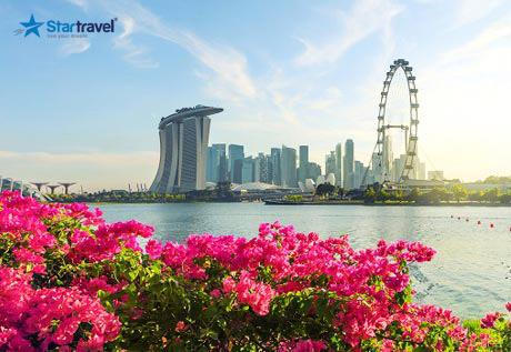 Lễ 30/4 Trải nghiệm du thuyền 5 sao với hải trình Singapore - Malaysia - Thái Lan