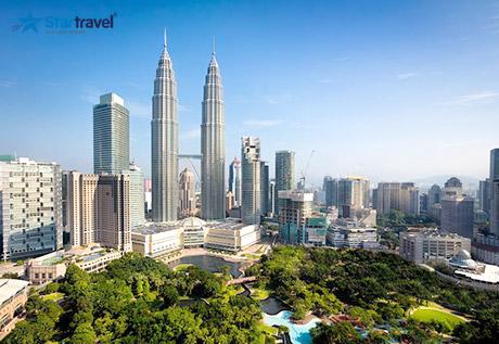 Trải nghiệm Singapore - Malaysia cùng du thuyền 5 sao