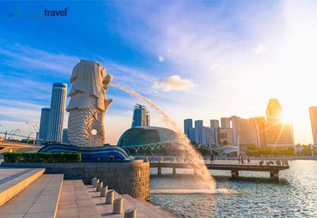 Cùng du thuyền 5 sao khám phá Singapore - Malaysia