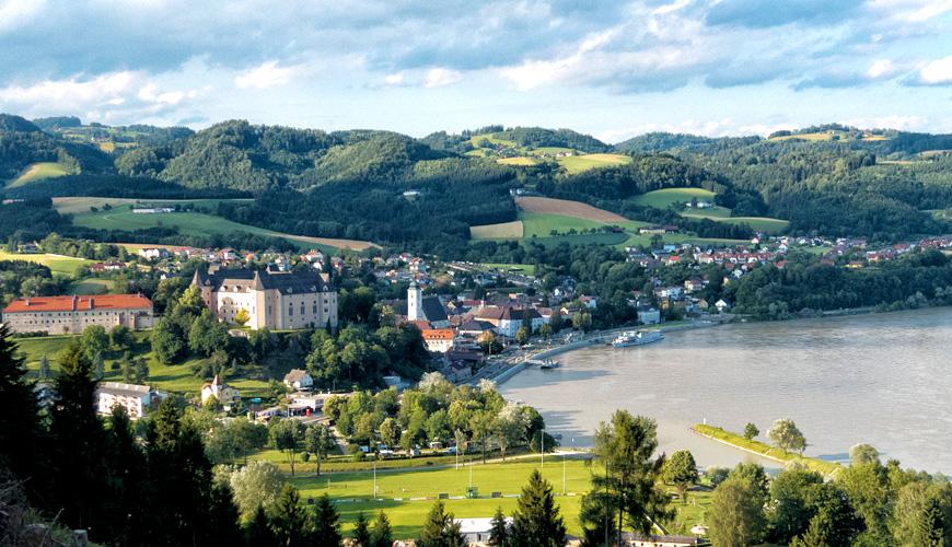 Grein - Weissenkirchen, Áo