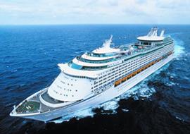 Tour du thuyền 5 sao Voyager of the Seas khởi hành đi Hồng Kông - Nhật Bản