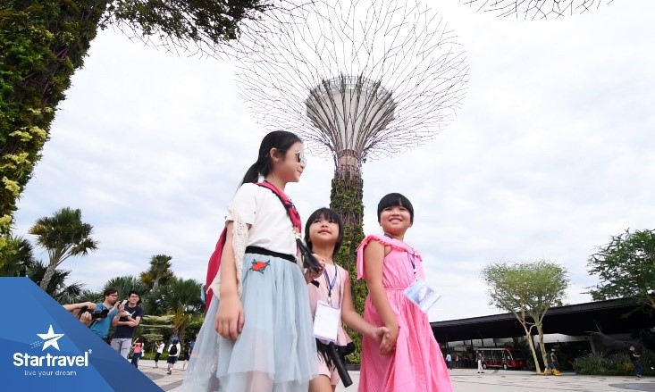 Singapore - TP. Hồ Chí Minh (Ăn sáng, trưa)