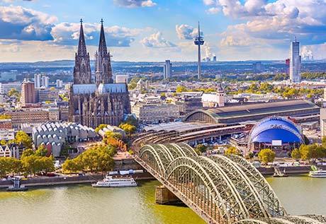 Xuôi dòng sông Rhine cùng Avalon Imagery II