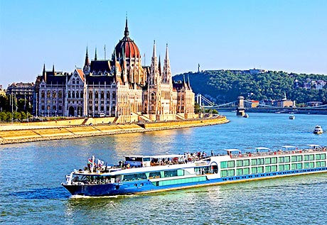 Khám phá Châu Âu lãng mạn cùng du thuyền sông Avalon Luminary
