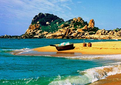 Tour du lịch Phan Thiết - Mũi Né - Hòn Rơm