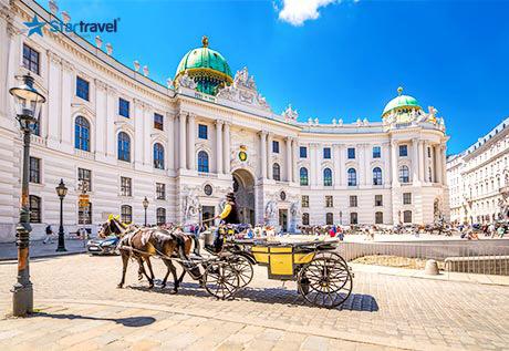 Đón xuân Châu Âu - Tour du lịch khám phá Châu Âu