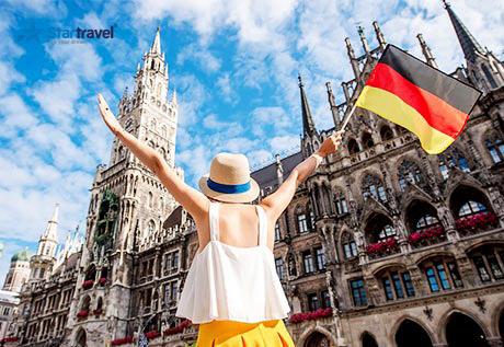 Xuân Châu Âu lộng lẫy - Những địa điểm nổi tiếng Châu Âu
