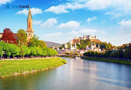 Chào Xuân Châu Âu - Tour du lịch khám phá Châu Âu