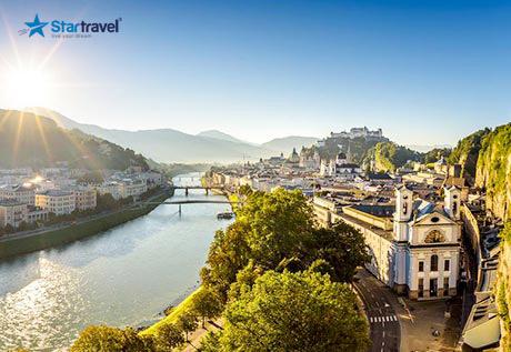 Trải nghiệm xuân Châu Âu - Tour du lịch Châu Âu