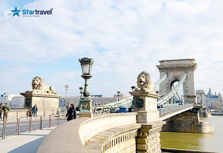 Trải nghiệm mùa xuân Châu Âu - Du lịch khám phá Châu Âu