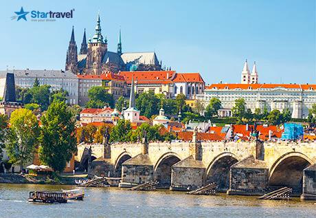 Khám phá sắc xuân Châu Âu - Tour du lịch Châu Âu