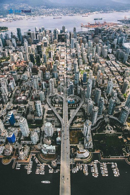 Đài Bắc - Vancouver