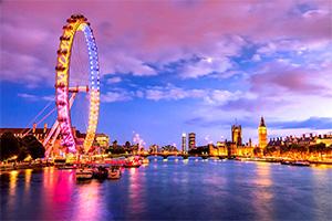 Ngày 01: London, Anh Quốc