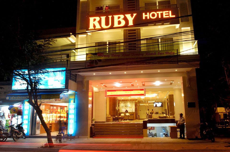 Kết quả hình ảnh cho khách sạn Ruby Cà Mau