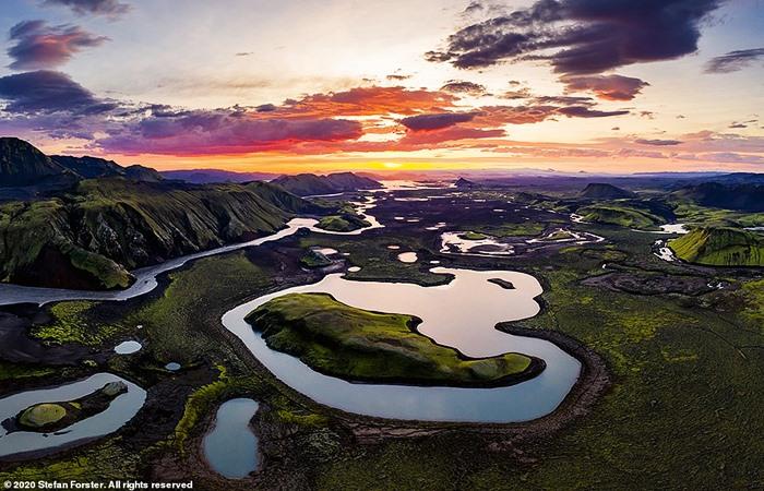 Vẻ đẹp thần thoại của những hòn đảo ở Bắc Âu