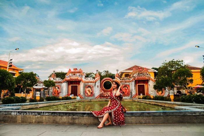 Những bức ảnh check in đã mắt trong chuyến du lịch Đà Nẵng - Hội An tự túc siêu tiết kiệm