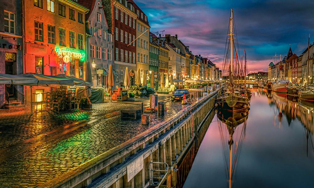 Đan Mạch View