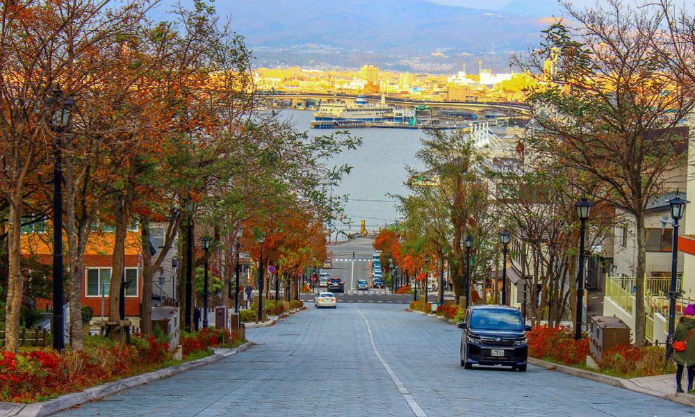 Dốc Hachiman Hakodate