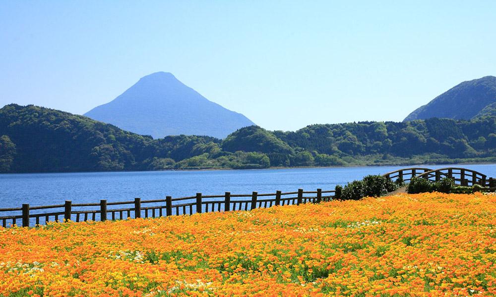 Kagoshima Lake Ikeda