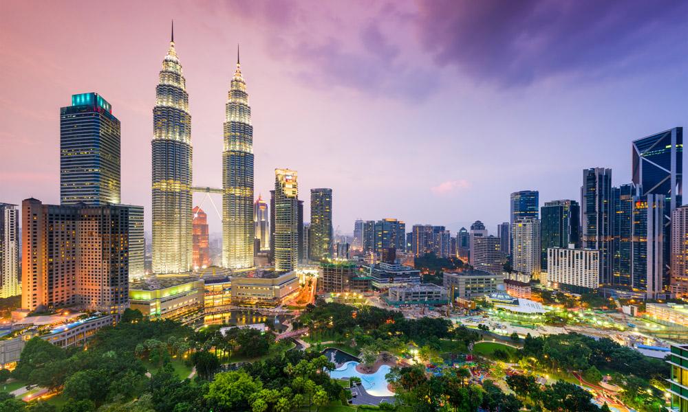 Kualar Lumpur Twin Tower