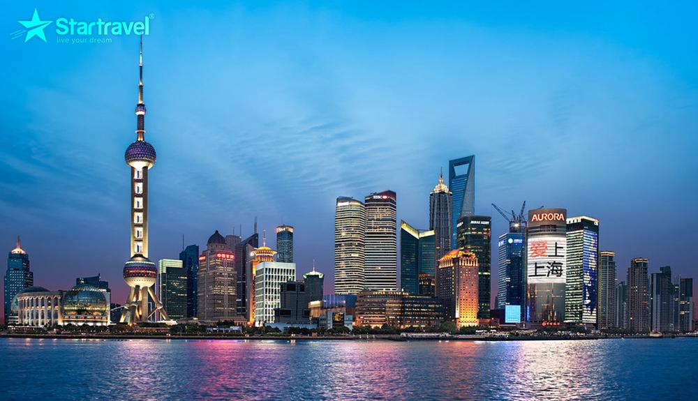 Shanghai - Namjing