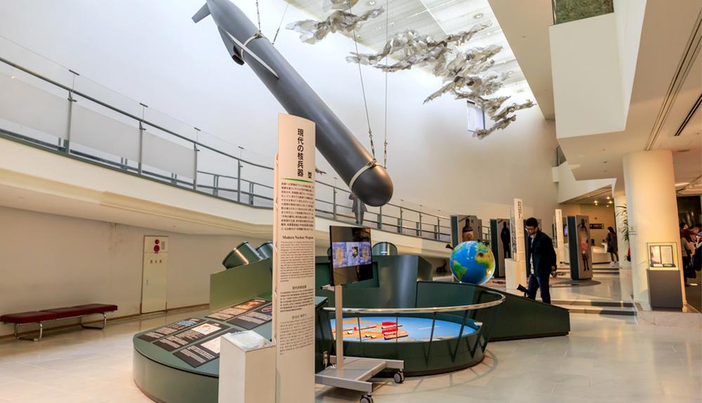 du thuyền 5 sao bảo tàng tưởng niệm hòa bình nagasaki