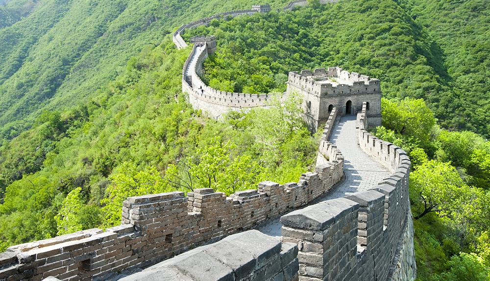 Du thuyền 5 sao Vạn Lý Trường Thành Trung Quốc