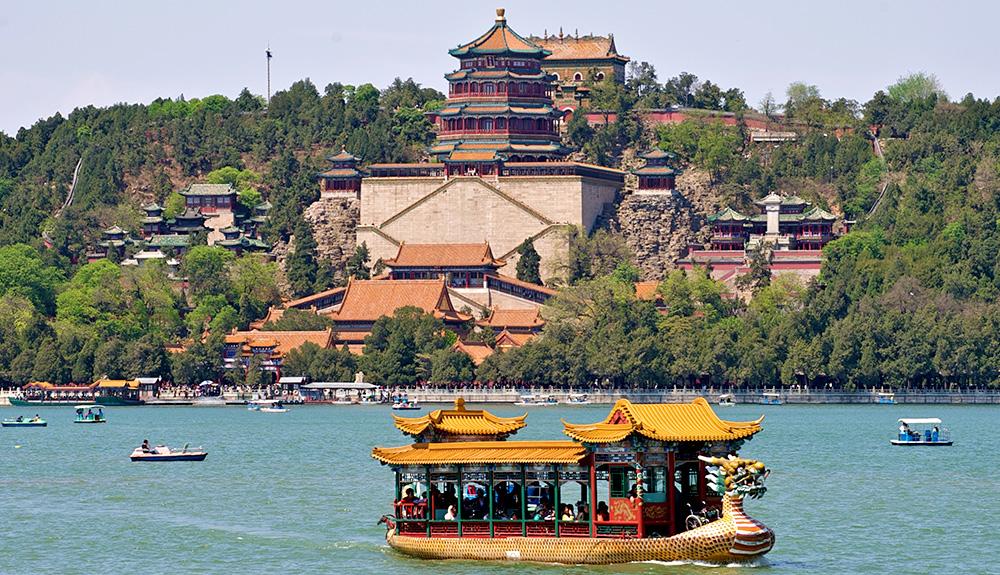 Du thuyền 5 sao Di Hòa Viện Trung Quốc