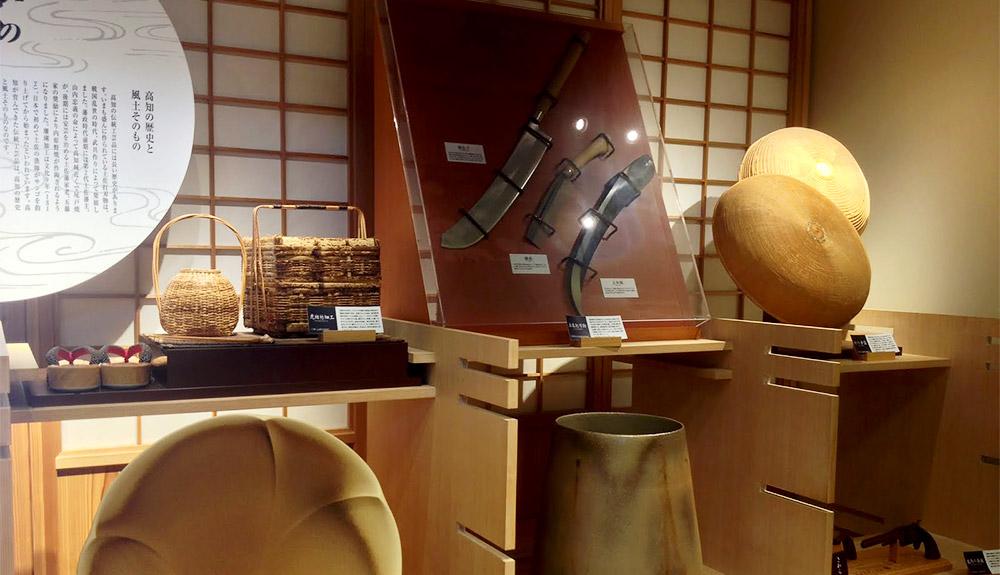 du thuyền 5 sao bảo tàng samurai nhật bản