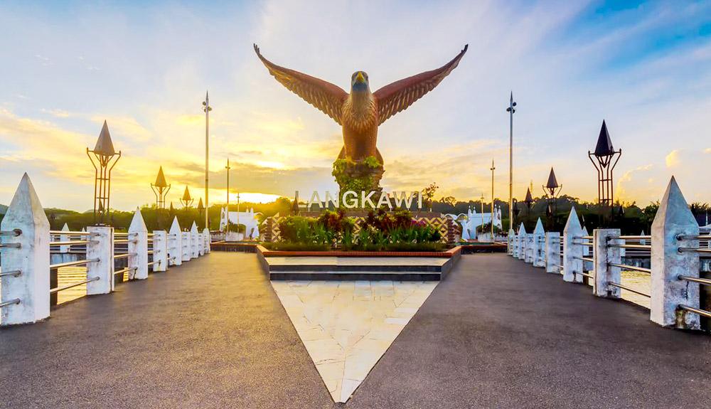 du thuyền tượng đại bàng langkawi
