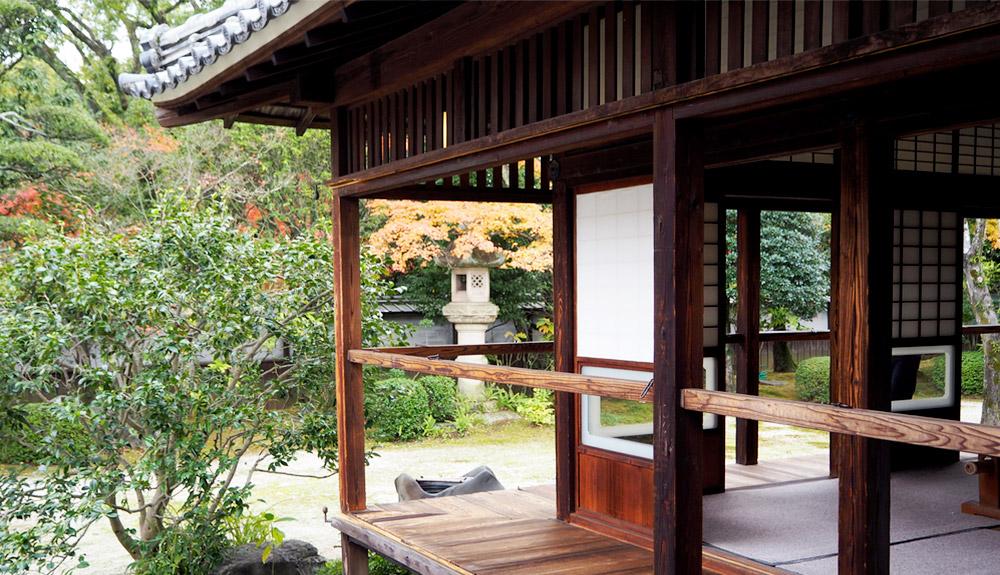 du thuyền biển dinh thự gia tộc hosokawa gyobutei kumamoto