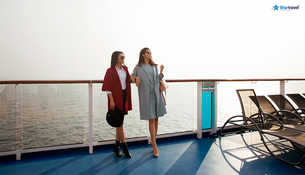 du thuyền biển trải nghiệm du thuyền