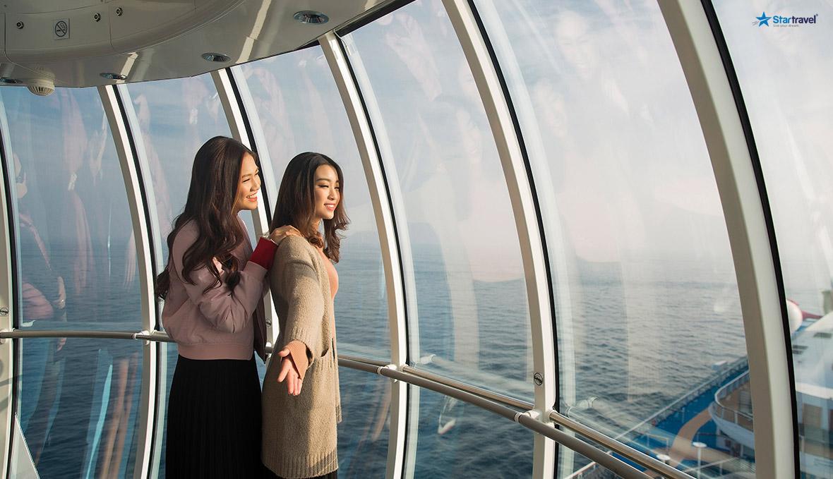 du thuyền biển trải nghiệm sao bắc đẩu du thuyền