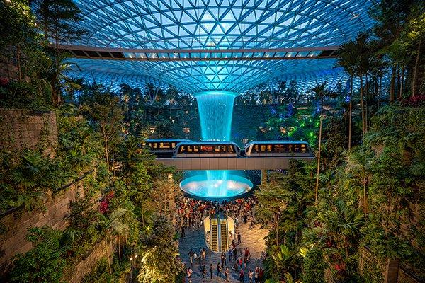 Sân bay Changi Singapore: Những điều bạn nên biết