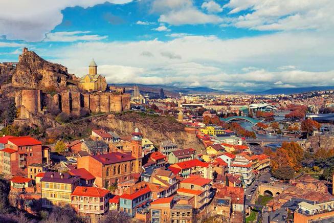 Georgia và Azerbaijan - 2 đất nước 1 hành trình