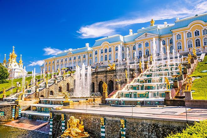 St Petersburg, Nga
