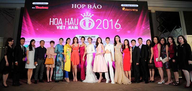 Star Travel hân hạnh đồng hành cùng Hoa hậu Việt Nam 2016