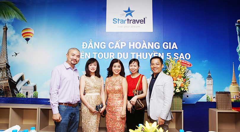 Star Travel International Khai trương Văn phòng tại Hà Nội