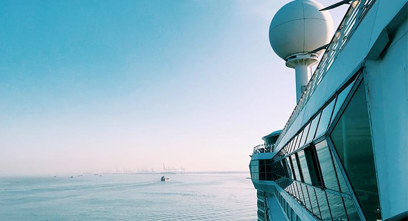 Một ngày trên tàu Mariner of the Seas
