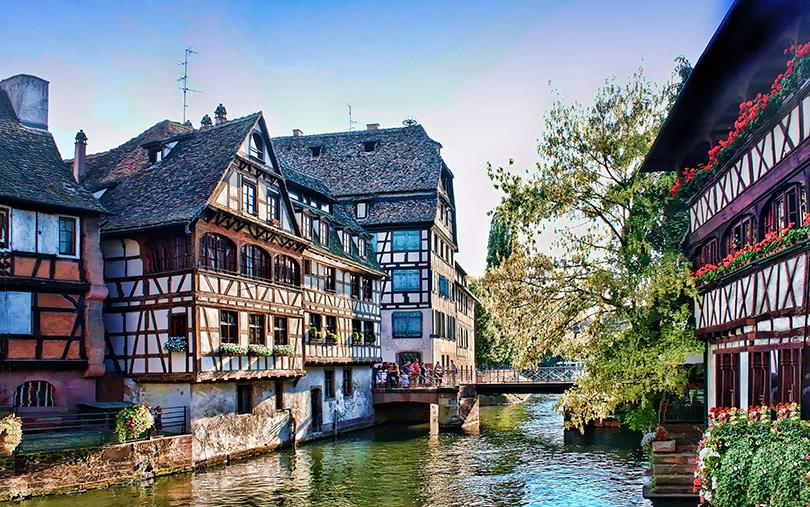 Một ngày ở Strasbourg