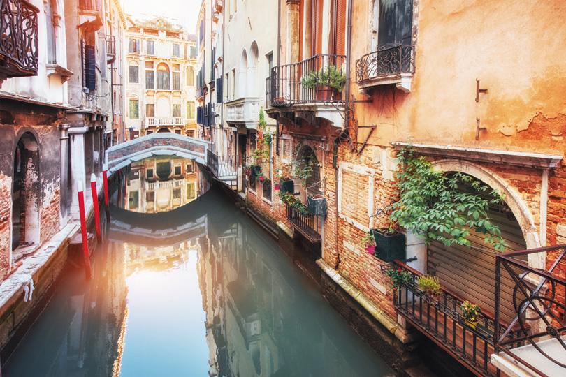 Venice, bản tình ca trên những nhịp cầu