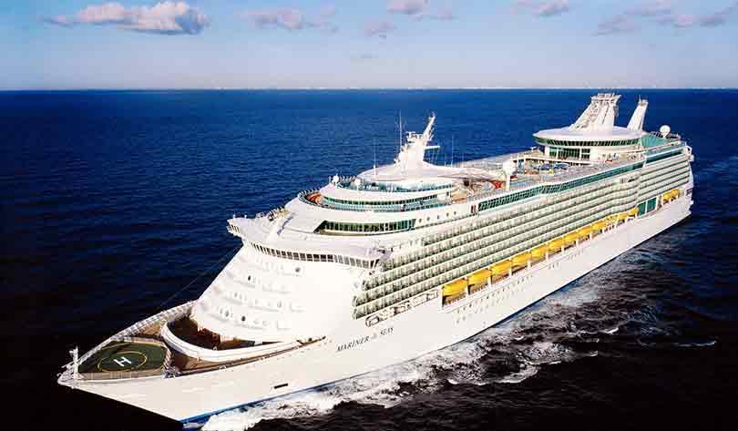 Những đánh giá của chuyên gia về du thuyền 5 sao Mariner Of The Seas (Phần 2)
