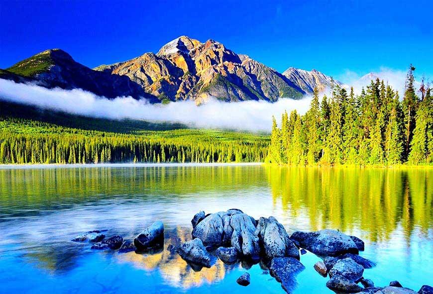 'Đảo quốc Kiwi' - Thiên đường trên mặt đất