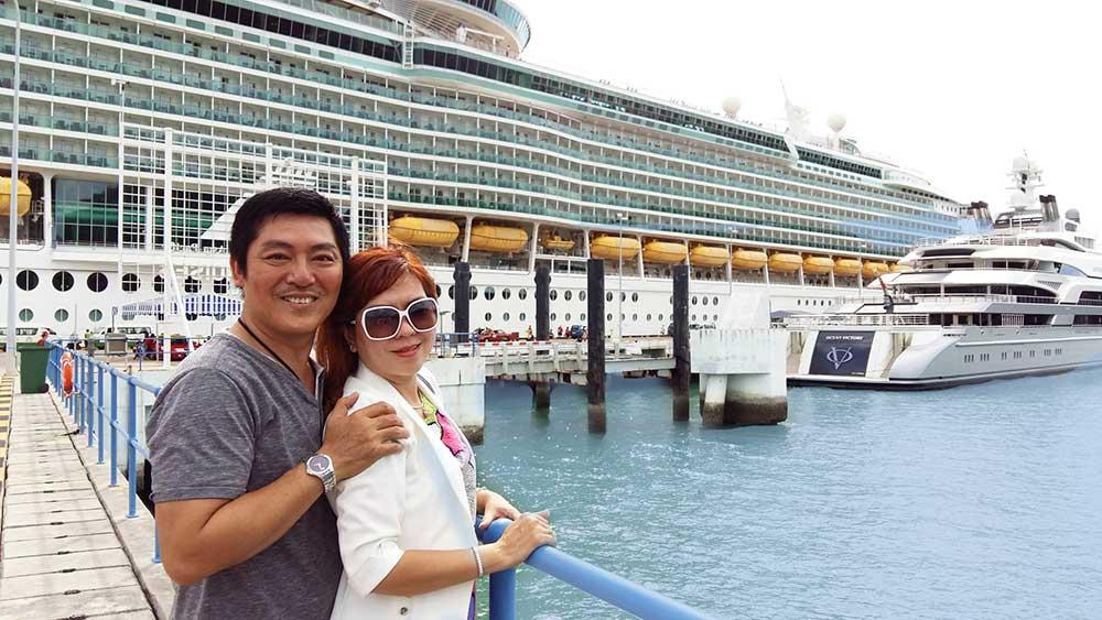 Anh Nguyễn Trung Hiếu: 'Sau lần trải nghiệm đầu tiên, dư âm về chuyến du thuyền đeo đẳng tôi đến tận bây giờ'