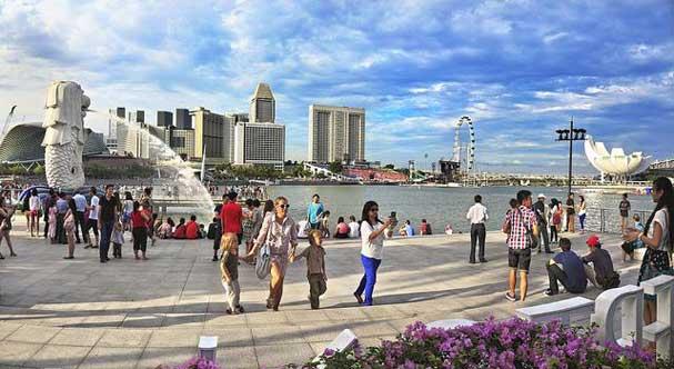 Tổng cục du lịch Singapore: Khách du lịch Việt Nam luôn được chào đón